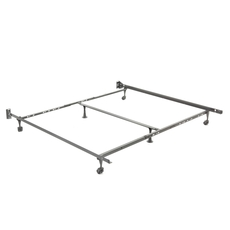 Fashion Bed Group Universal Bed Frame Fits all Sizes from Twin to King