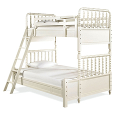 Universal Smartstuff Bellamy Vintage Twin Over Full Bunk Bed