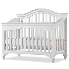 Universal Smartstuff Classics 4.0 Convertible Crib in Summer White