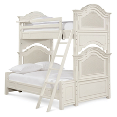 Universal Smartstuff Gabriella Twin Over Full Bunk Bed with Trundle