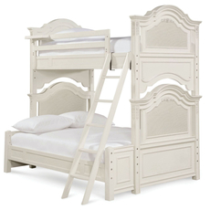 Universal Smartstuff Gabriella Twin Over Full Storage Bunk Bed