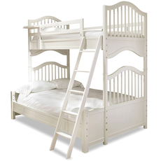 Universal Smartstuff Geneview Twin over Full Size Storage Bunk Bed