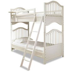 Universal Smartstuff Geneview Twin Size Bunk Bed with Trundle