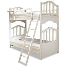 Universal Smartstuff Geneview Twin Size Storage Bunk Bed