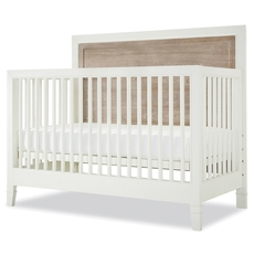 Universal Smartstuff #myRoom Convertible Crib in Gray and Parchment
