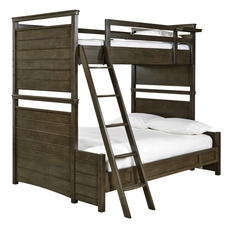 Universal Smartstuff Varsity Twin Over Full Size Bunk Bed