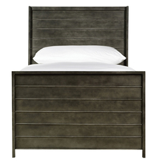 Universal Smartstuff Varsity Twin Size Panel Bed