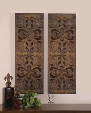 Uttermost Alexia Panels Set of 2
