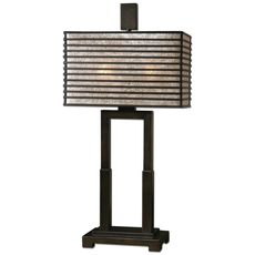 Uttermost Becton Modern Metal Table Lamp