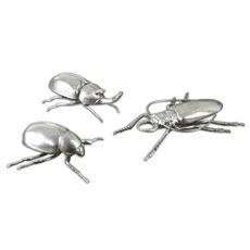 Uttermost Beetles Set of 3