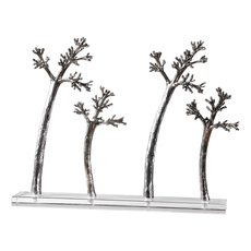 Uttermost Blowing Trees Sculpture