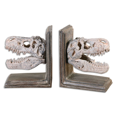 Uttermost Dinosaur Bookends Set of 2