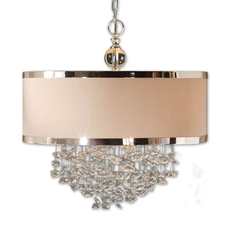 Uttermost Fascination 3 Light Drum Pendant