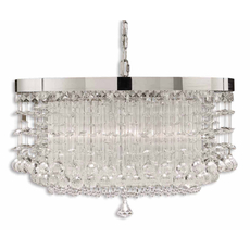 Uttermost Fascination Crystal Hanging Shade