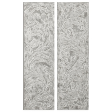 Uttermost Frost On The Window Wall Art Set of 2