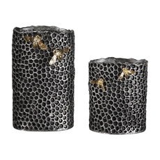 Uttermost Hive Vases Set of 2