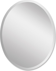 Uttermost Large Oval Mirror