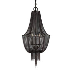 Uttermost Lezzeno 3 Light Chandelier