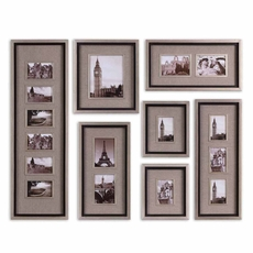 Uttermost Massena Photo Frame Collage Set of 7