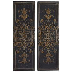 Uttermost Melani Decorative Panels Set of 2