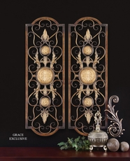 Uttermost Micayla Panels Set of 2