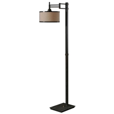 Uttermost Prescott Metal Floor Lamp