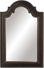 Uttermost Ribbed Arch U Mirror