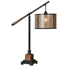 Uttermost Sitka Lantern Table Lamp