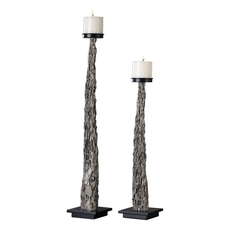 Uttermost Tegal Candleholders Set of 2