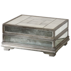 Uttermost Trory Mirrored Decorative Box