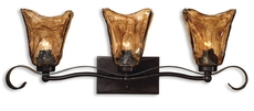 Uttermost Vetraio Vanity Strip 3 Light Fixture