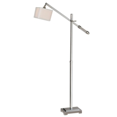 Uttermost Waldron Modern Floor Lamp