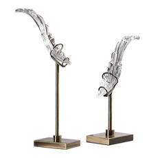 Uttermost Wings Sculpture Set of 2