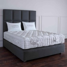 Full Vispring Regent 8.5 Inch Mattress
