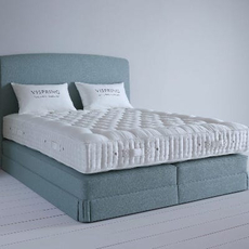 Cal King Vispring Signatory Superb Mattress