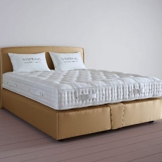Vispring Tiara Superb Soft 10.5 Inch King Mattress SDMB082037 - Scratch and Dent Model ''As-Is''