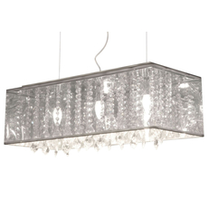 Zuo Modern Blast Ceiling Lamp in Translucent