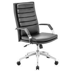 Zuo Modern Director Comfort Office Chair in Black