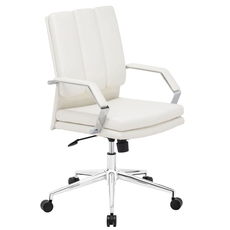 Zuo Modern Director Pro Office Chair in White