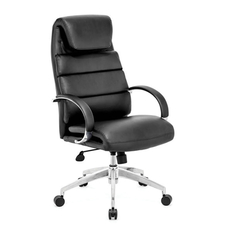 Zuo Modern Lider Comfort Office Chair in Black