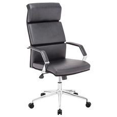 Zuo Modern Lider Pro Office Chair in Black