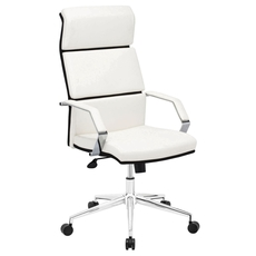 Zuo Modern Lider Pro Office Chair in White