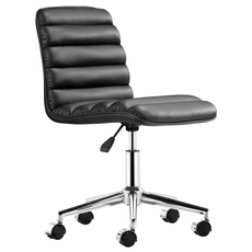 Zuo Modern Admire Office Chair in Black