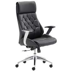 Zuo Modern Boutique Office Chair in Black