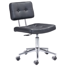 Zuo Modern Series Office Chair in Black