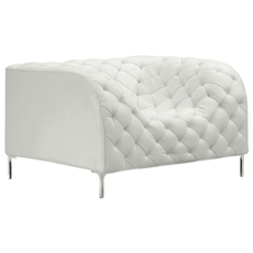 Zuo Modern Providence Armchair in White